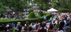 Sunken Garden Poetry Festival